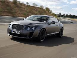 bentley continental 2016 black bentley continental supersports 2010 picture 10 of 85