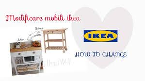 Comodini Ikea Malm by Modificare Mobili Ikea Change Ikea Furniture Youtube