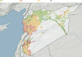 Maps Syria by Cq Com Syria U0027s Chemical Weapons In Broader Context