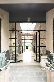 Industrial Shower Door Best 25 Industrial Door Ideas On Pinterest Industrial Interior