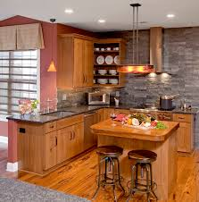 kitchen room advantages of corridor kitchen layout disadvantages