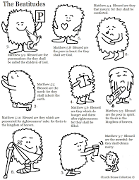 beautiful beatitudes coloring pages 32 on picture coloring page