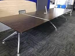 Timber Boardroom Table Timber Boardroom Table Gumtree Australia Free Local Classifieds