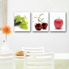 how to hang art prints without frames fruits modern canvas art wall decor still life canvas prints wall