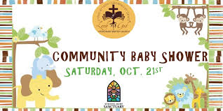 Church Baby Shower - log community baby shower tickets sat oct 21 2017 at 10 00 am
