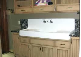 cast iron apron kitchen sinks cast iron farmhouse sink large farm sink cast iron porcelain cast