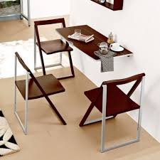 Space Saving Table And Chairs by Small Spaces Foldable Furniture For Small Spaces Space Saving