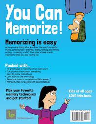 who says you can u0027t memorize fun ways to learn bible verses