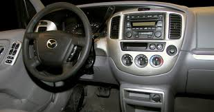 2002 mazda tribute information and photos zombiedrive