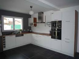 cuisine blanche ouverte sur salon incroyable cuisine moderne ouverte sur salon 6 cuisinecuisine