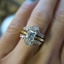 Wedding Ring Enhancers by Wedding Ring Wrap Set 13 Best Wedding Ring Images On Pinterest