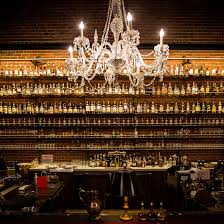 Whiskey Bottle Chandelier Multnomah Whiskey Library U0027s Jordan Felix Life U0026 Thyme