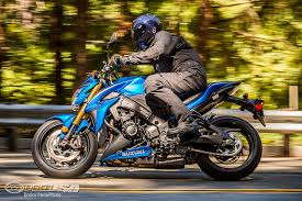 Most Comfortable Motorcycles 2016 Suzuki Gsx S1000 F First Ride Review Motorcycle Usa