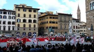 Florence Flag Amazing Historic Flag Throwing Ceremonies Florence Italy May