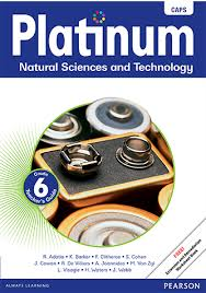 pearson schools platinum natural sciences and technology grade 6