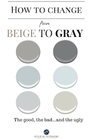 best greige cabinet colors how to change from beige to gray or greige m interiors
