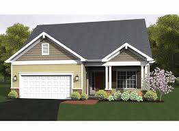 two bedroom homes two bedroom ranch home house plans 31949