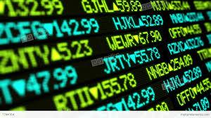 stock ticker stock market ticker stock animation 1744164