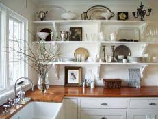 open shelves kitchen design ideas images of beautifully organized open kitchen shelving diy