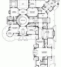 Gallery For Luxury Home Designs And Floor Plans Luxury Home Floor - Luxury home designs plans