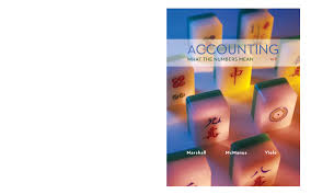 accounting what the numbers mean 10e by marshall mcmanus and viele