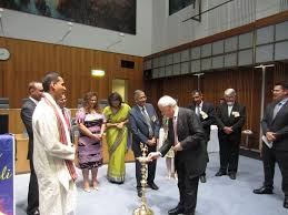diwali celebrated at parliament house indian link
