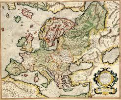 Mercator World Map by Gerardus Mercator
