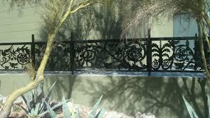 fences da vinci metal works 10 or 12 steel designer
