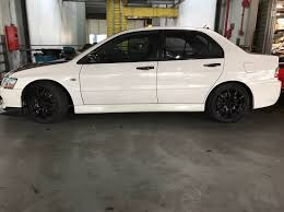 used mitsubishi evo buy used mitsubishi evo 9 mr rs 2 0 m car in singapore 96 800