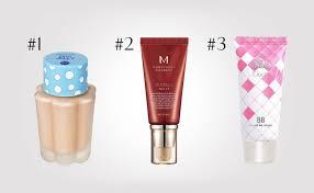best bb in korea top 3 cheap best bb creams from korea korean makeup k