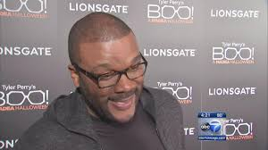 tyler perry halloween movie tyler perry in chicago for advance screening of new movie