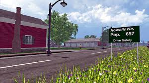 Ne Map Nebraska Land Map For 2015 Farming Simulator 2017 2015 15
