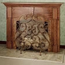 decorative fireplace screens design ideas dtmba bedroom design