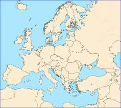 Blank Map Europe by Blank Map Directory All Of Europe Alternatehistory Com Wiki