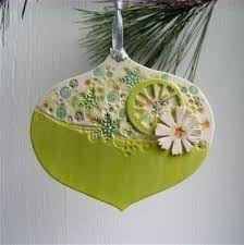 47 best ornaments images on pinterest clay ornaments christmas