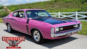 Australian Muscle Cars - 1972 australian valiant charger youtube