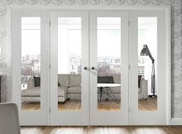 Charming Internal Bifold Doors With Glass Panels Gallery Best