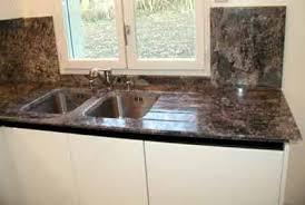 evier de cuisine en granite evier cuisine granit trendy stunning granit plan de travail