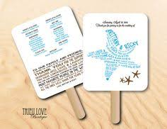 fan wedding program kits jar wedding program fans by social stationery wedding fan