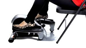 Under Desk Mini Stepper How To Use The Integrate Desk Pedals While Seated Youtube