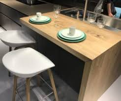 kitchen island with breakfast bar and stools the breakfast bar table the heart of the social kitchen