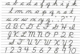 Handwriting Worksheets 4th Grade Third Grade Cursive Writing Our Subscribers Grade Level Free