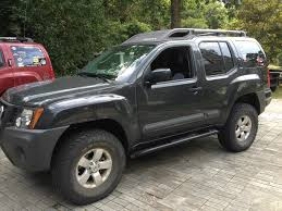 2003 nissan xterra lifted gusstox u0027s rig advanced lift installed second generation nissan