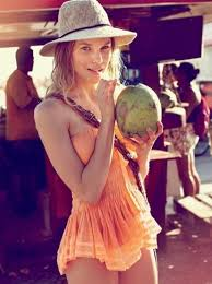 19 best summer fashion dress with hat images on pinterest