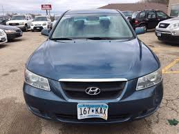 2006 hyundai sonata gls v6 2006 hyundai sonata gls v6 4dr sedan in rochester mn gilly s