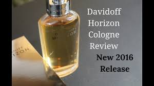 halloween men perfume horizon by davidoff cologne fragrance review youtube