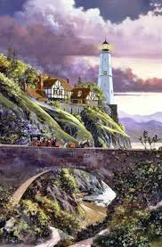 Lighthouse Cove Wall Mural Decor Place Wall Murals 107 Best Lighthouses Images On Pinterest Light House Landscapes