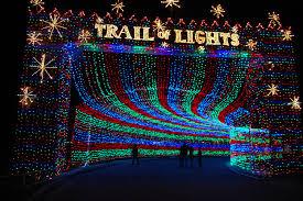 trail of lights denver best holiday lights in texas and southwest us zilker park texas