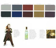 emma foster cga u0026a steampunk colour palette wedding colors