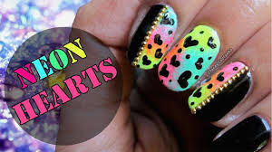 nail amazing nail neon tips summer nail designs for 2018